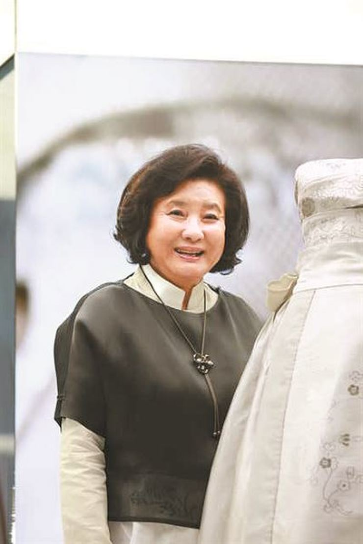 The late Lee Young-hee