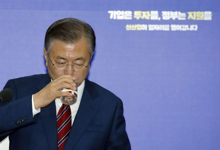 The decay of politics in the South is a result of a hyper-commercialism and fetishistic approach to human experience. Yonhap