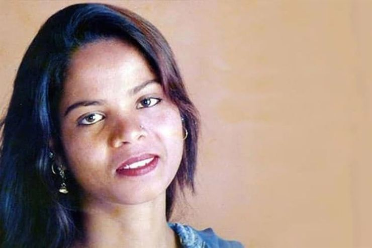 Asia Bibi, a Pakistani Christian woman who spent eight years on death row for blasphemy, has been freed from jail and is believed to have flown out of the city of Multan, where she was being held, to an unknown destination. AFP
