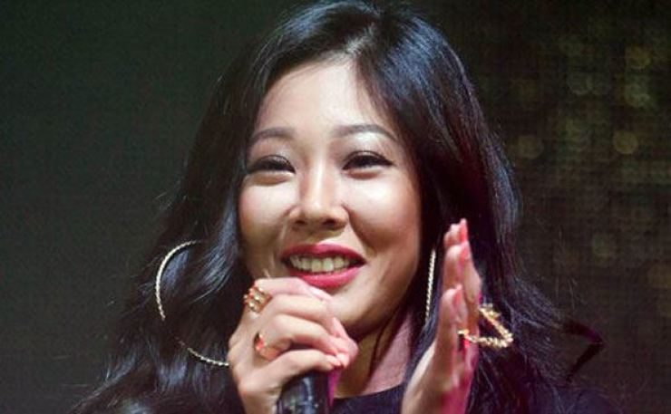 Rapper Jessi has talked about the racism she experienced while living in the U.S. Yonhap