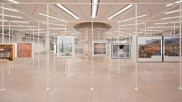 Installation view of 'Civilization: The Way We Live Now' at the National Museum of Modern and Contemporary Art, Gwacheon / Courtesy of MMCA
