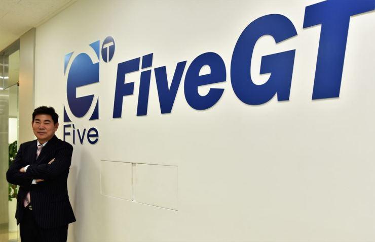 Jeong Gyu-taek, CEO of FiveGT / Courtesy of FiveGT