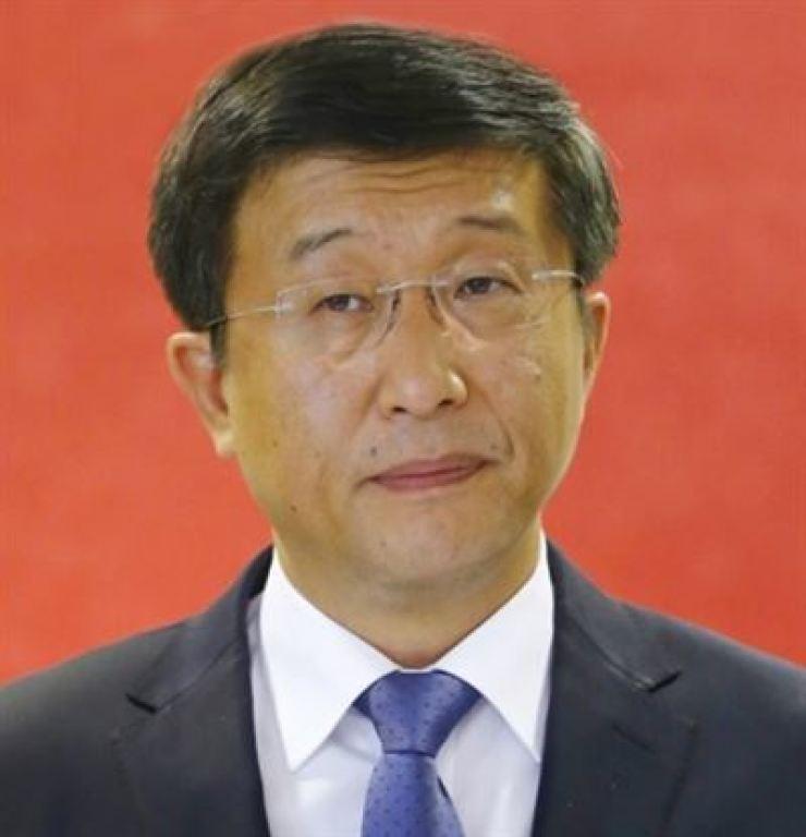 Kim Hyok-chol, former North Korean ambassador to Spain