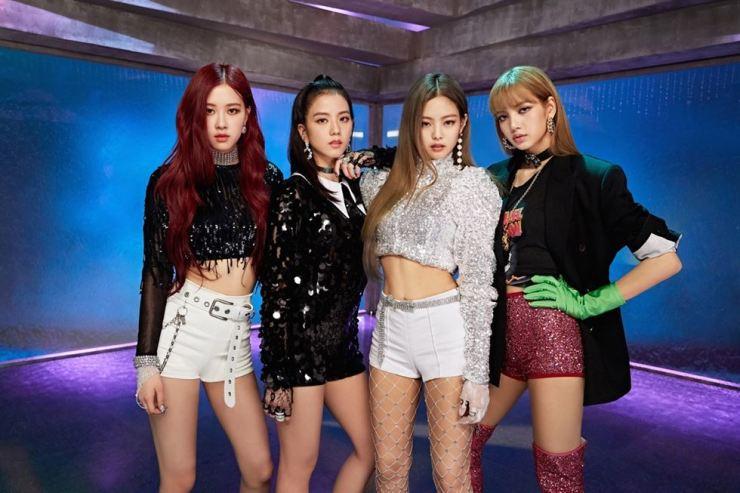 K-pop girl band BLACKPINK. Korea Times file