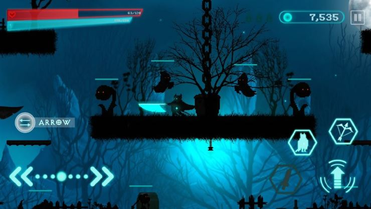 A screenshot of Snow Games' mobile game 'Gleam of Fire' / Courtesy of Snow Games