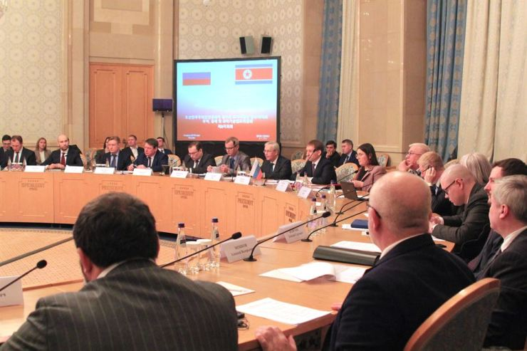North Korea and Russia earlier in March held the 9th Intergovernmental Committee (IGC) for Cooperation in Trade, Economics, Science, and Technology in Moscow. Yonhap