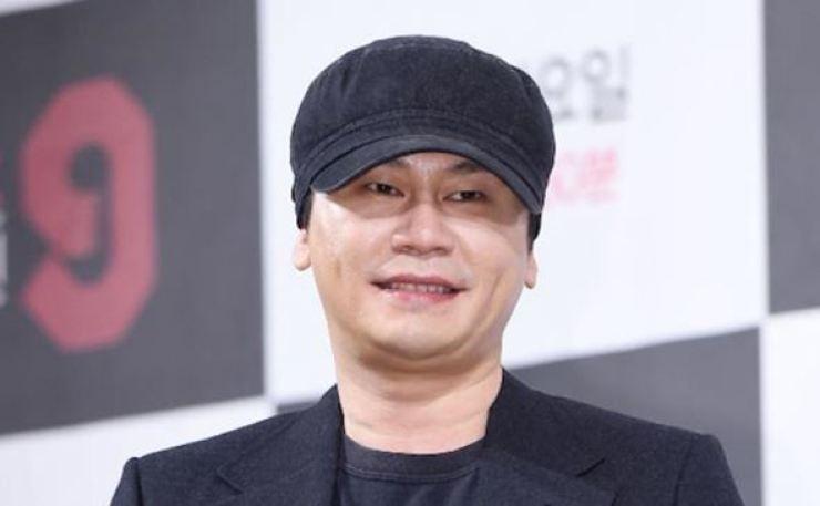 YG Entertainment founder Yang Hyun-suk. Korea Times file
