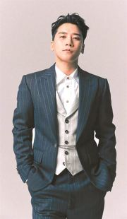 Seungri of K-pop boy band Big Bang
