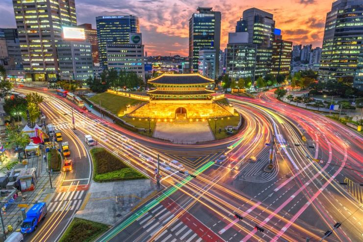Korea is the world's ninth-healthiest country, according to a new Global Wellness Index. gettyimagesbank