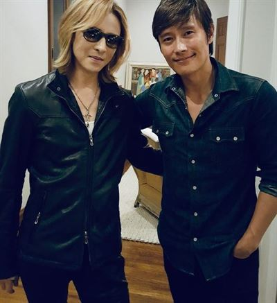 Yoshiki has donated 100 million won for the victims of a fire in Gangwon Province. Courtesy of ChildFund Korea