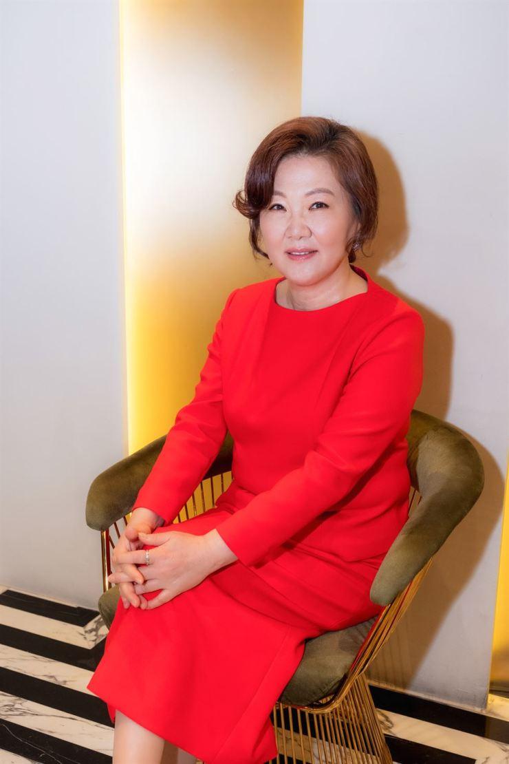 Actress Kim Hae-sook / Courtesy of June&I