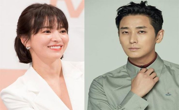 A-list actors Song Hye-kyo and Ju Ji-hoon have been in talks to join the new drama