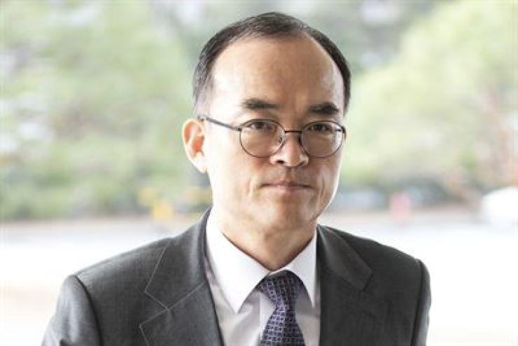 Prosecutor-General Moon Moo-il