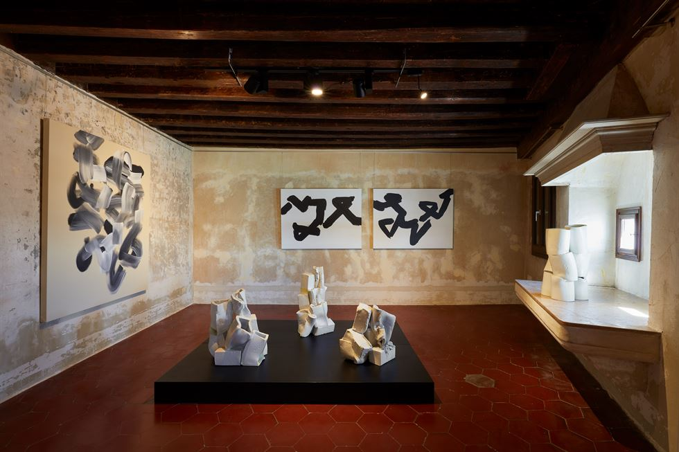 The view of Korean Pavilion, themed 'History Has Failed Us, But No Matter,' at the Venice Biennale 2019 / Courtesy of Arts Council Korea