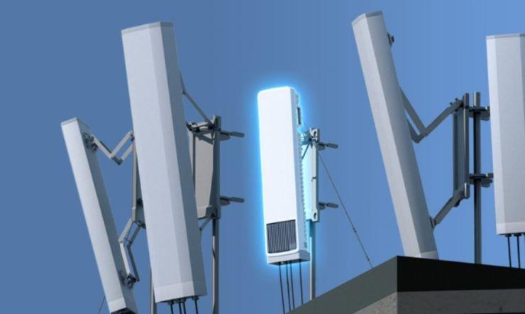 Samsung Electronics' 5G network equipment / Courtesy of Samsung Electronics