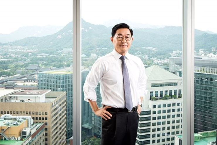 Lina Life Korea CEO Benjamin Hong