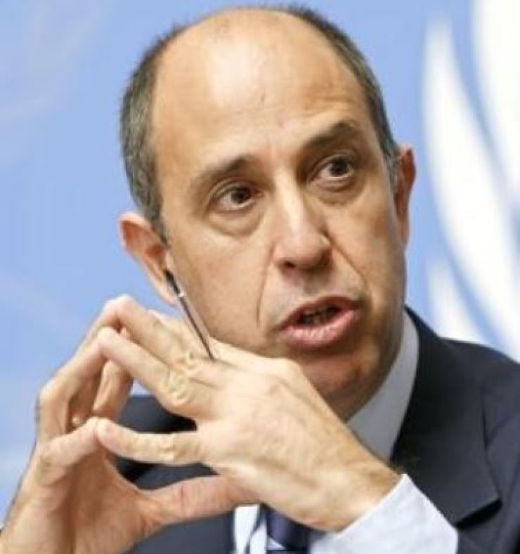 Ojea Quintana, the United Nations' special investigator on human rights in North Korea