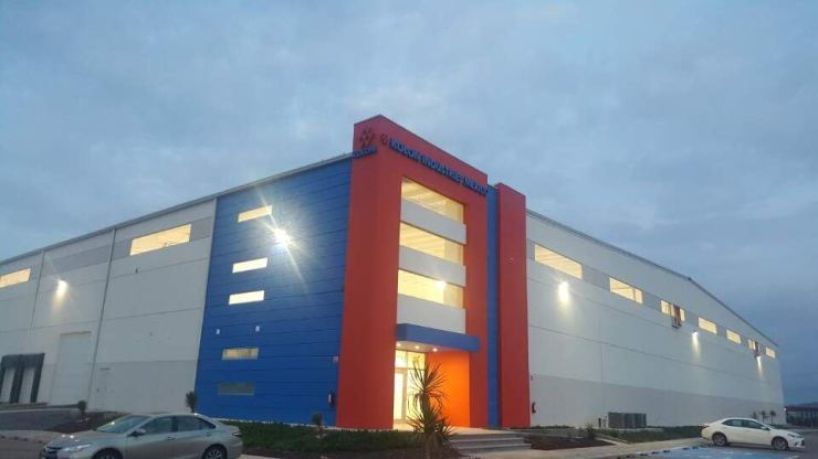 A Kolon Industries plant in Mexico / Courtesy of Kolon Industries
