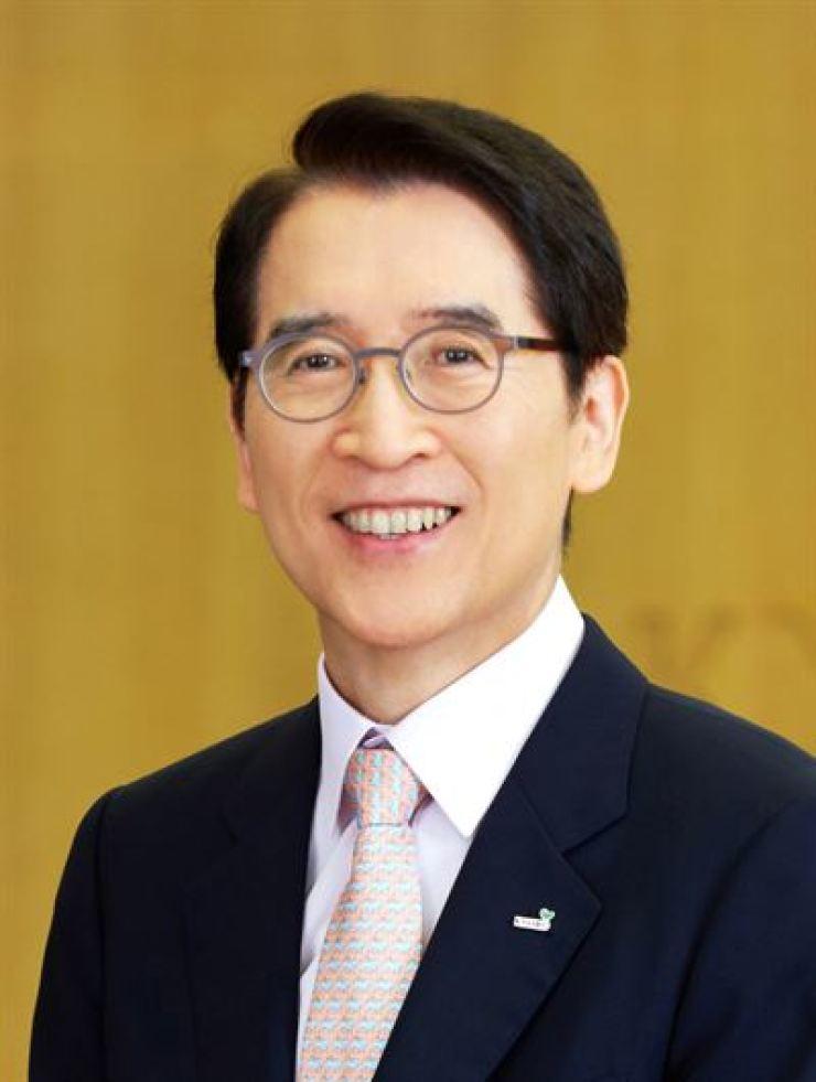 Kyobo Life Insurance Chairman and CEO Shin Chang-jae