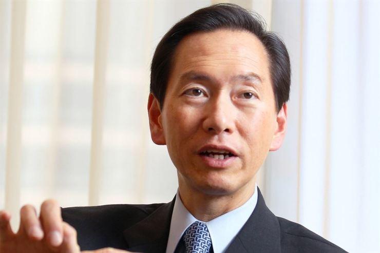 Bernard Chan. Photo from the South China Morning Post