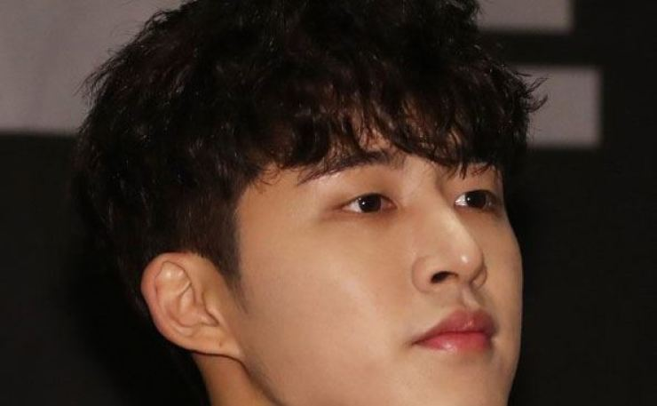 B.I of K-pop boy band iKON is embroiled in drug-use allegations. Yonhap