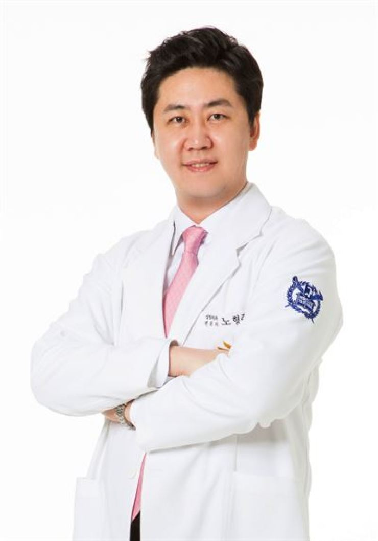 Noh Hyung-joo, the plastic surgeon at The Class & Mizain Plastic Surgery