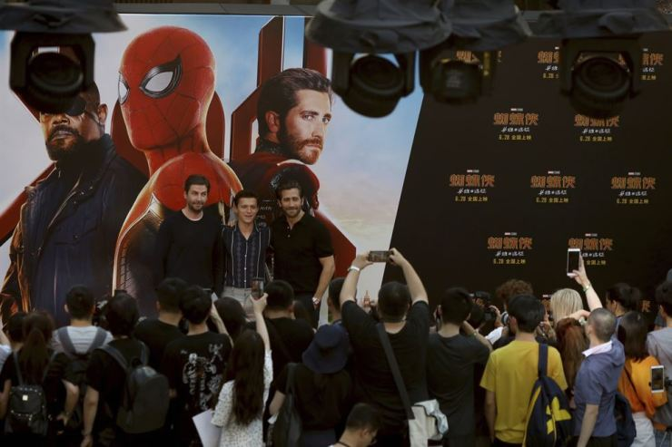 Welcome to Korea, Spiderman' tickets snapped up in seconds