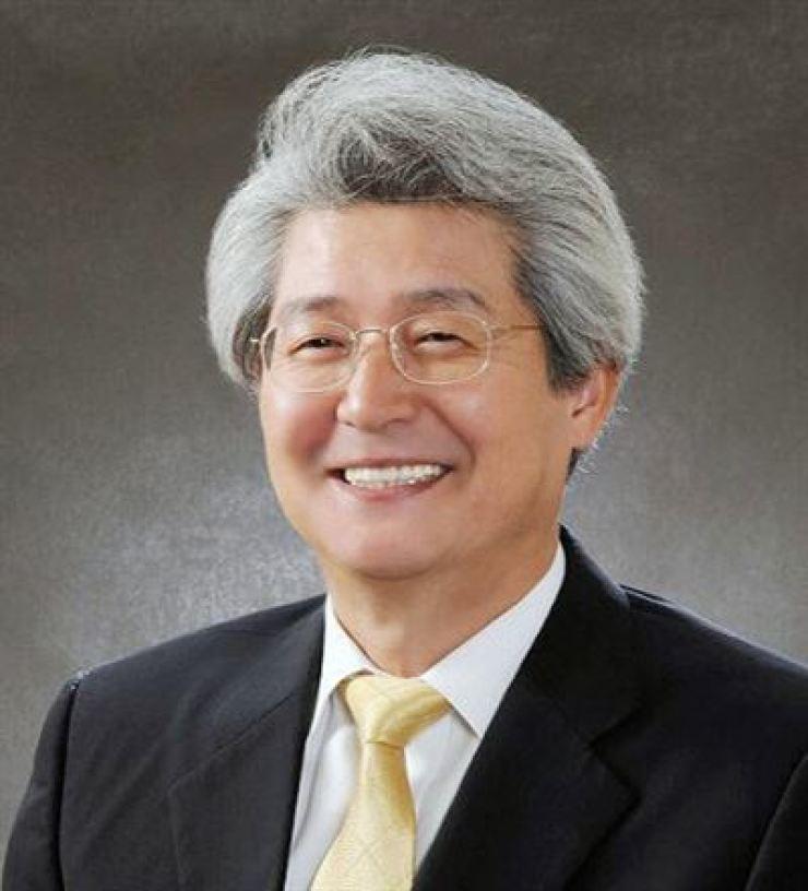 DGB Chairman Kim Tae-oh