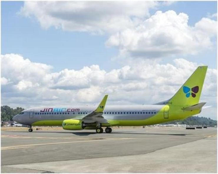 A Jin Air aircraft / Courtesy of Jin Air