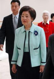 Lee Hee-ho. Korea Times file