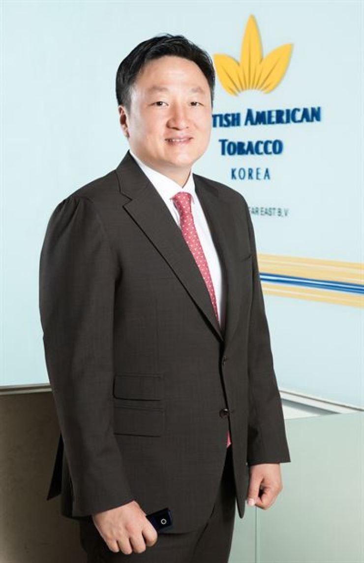New BAT Korea CEO Kim Eui-soung