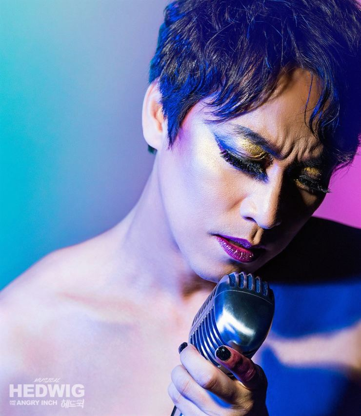 Oh Man-seok will reprise his role of Hedwig in the musical