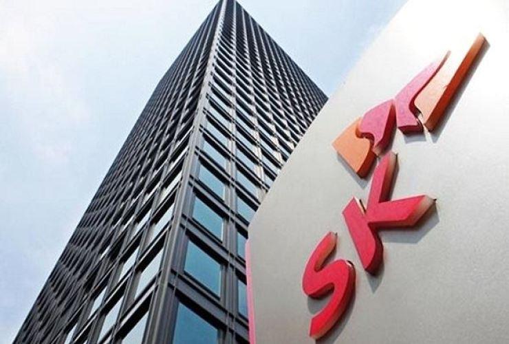SK Group headquarters in Seoul /Korea Times file