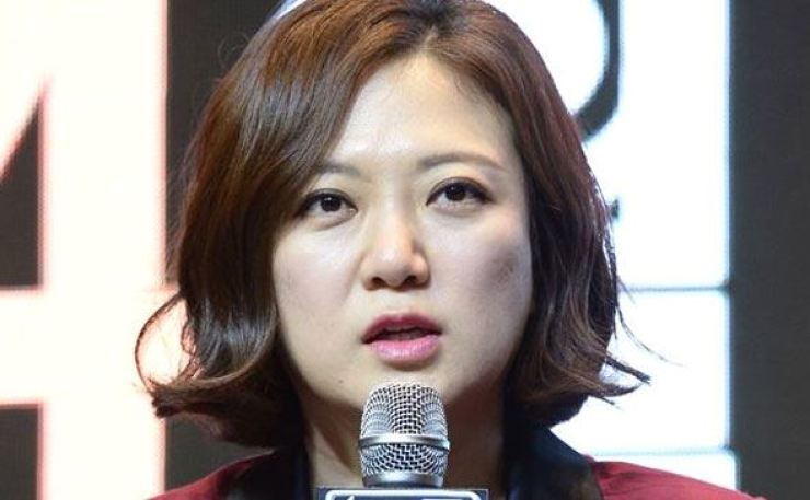 Comedian Kim Sook has reported an alleged stalker to police. Courtesy of KBS