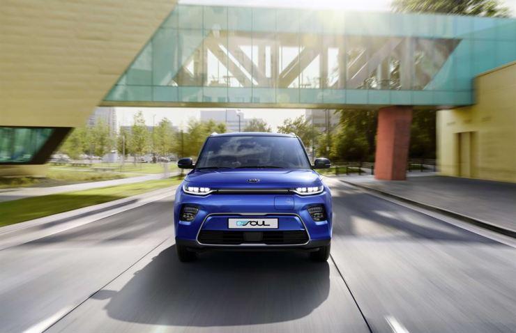 The Kia Soul EV / Courtesy of Kia Motors