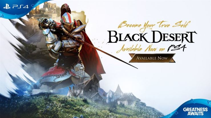 'Black Desert' for PlayStation 4 released by Pearl Abyss, Friday / Courtesy of Pearl Abyss