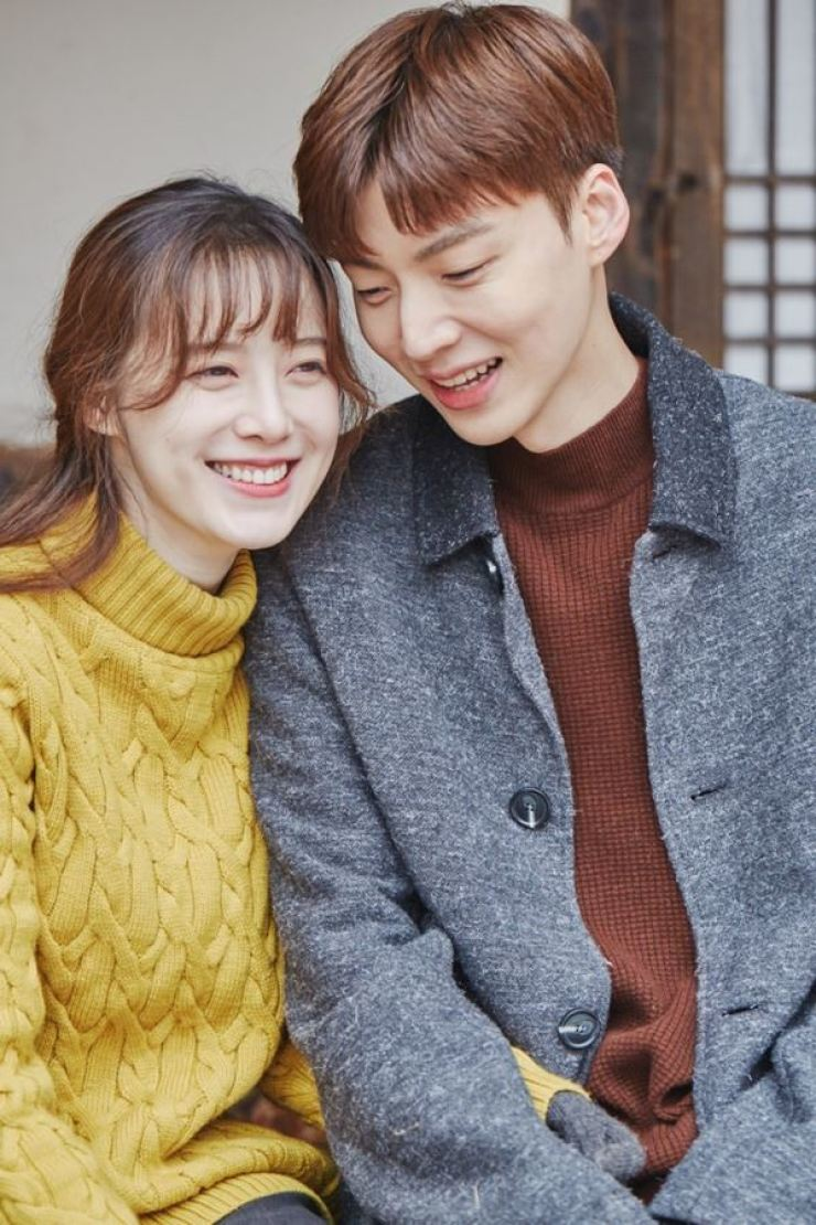 The 2017 tvN show 'Newlyweds Diary' featured the life of Koo Hye-sun and Ahn Jae-hyeon after they were married for eight months. Now they are facing divorce after three years of marriage. / Courtesy of tvN