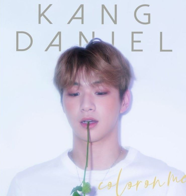 Kang Daniel's agency KONNECT Entertainment said Tuesday it will take legal action against rumor-mongers. /Capture from Twitter @danielk_konnect
