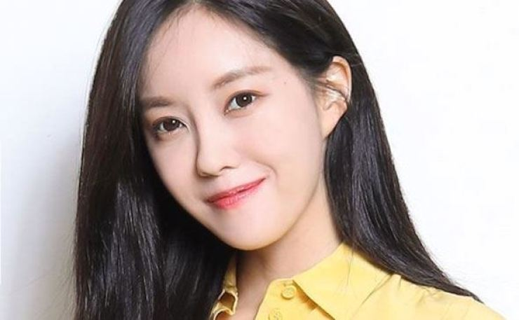 Singer Hyomin. Courtesy of Sublime Artist Agency