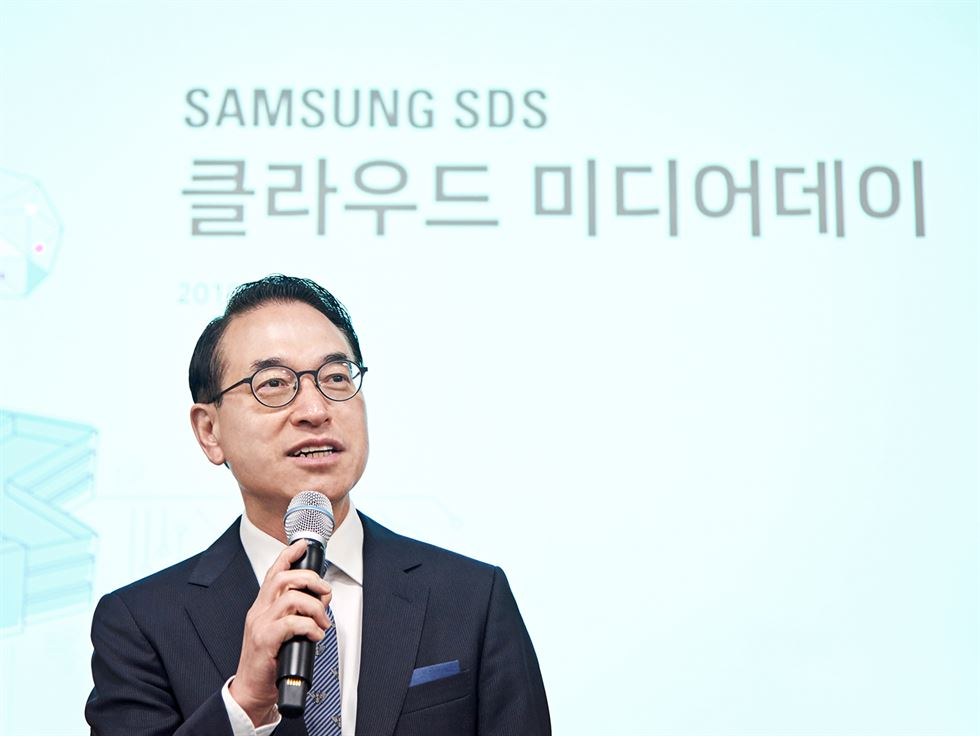 Samsung SDS' new data center built in Chuncheon, Gangwon Province / Courtesy of Samsung SDS