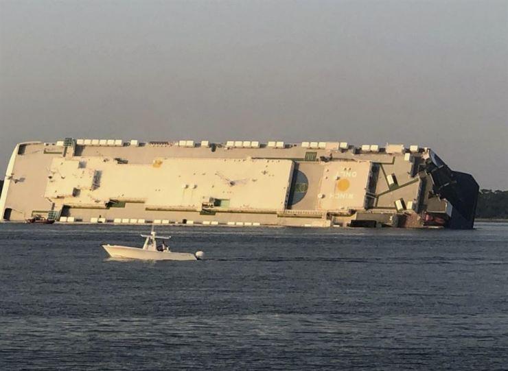 Cargo ship overturn to hurt Hyundai Glovis' global expansion