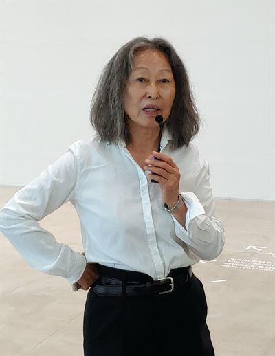 Kim Soun-gui's 'Situation Plastique ― Octobre a Bordeaux' (1973) / Courtesy of MMCA