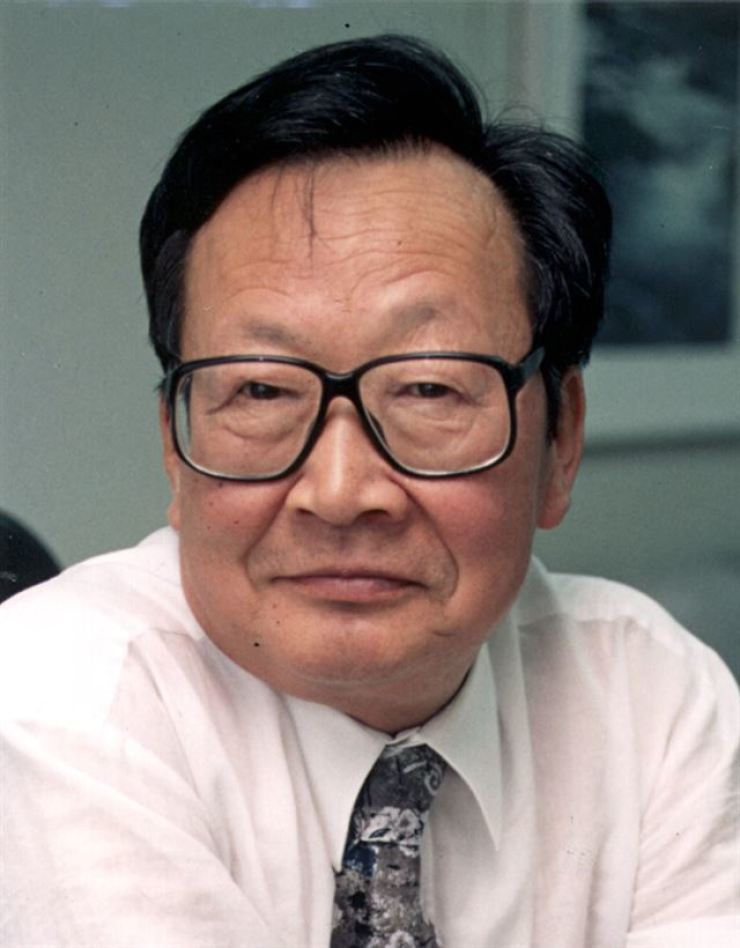 Comic strip artist Kim Sung-whan died of old age Sunday. He was 87. / Yonhap