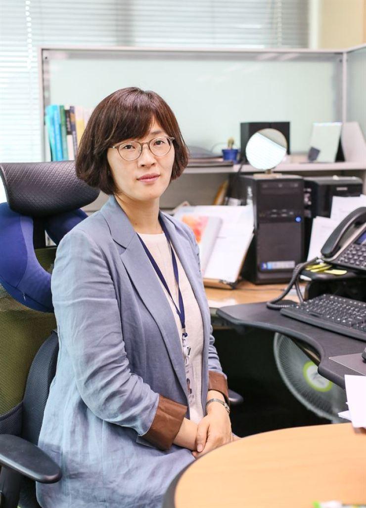 Lee Min-kyong