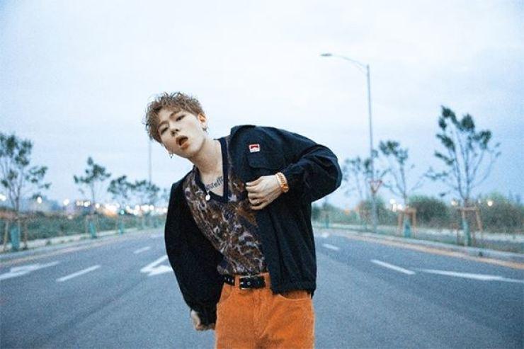 K-pop singer Zico