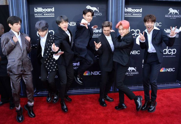 BTS members are expected to serve in the military in the coming years. Korea Times file