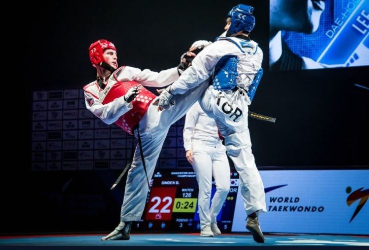 With the introductions of a 4D camera system and possibly a new uniform, taekwondo is expected to become more exciting at the 2020 Tokyo Olympics. Courtesy of World Taekwondo