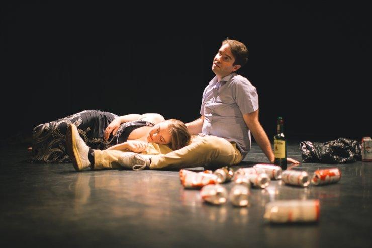 A scene from 'Garage' / Courtesy of Robert Evans