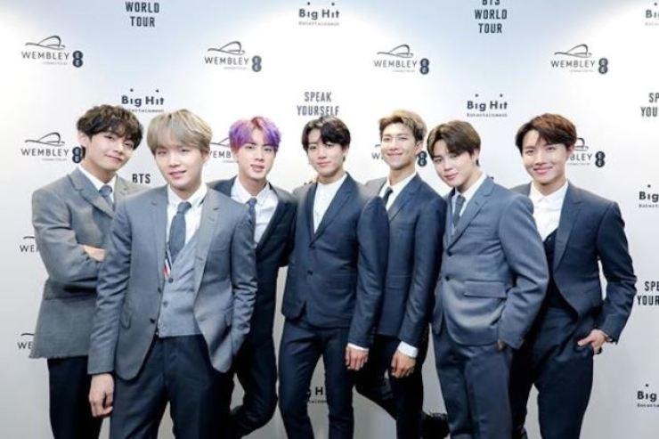 BTS. / Korea Times file
