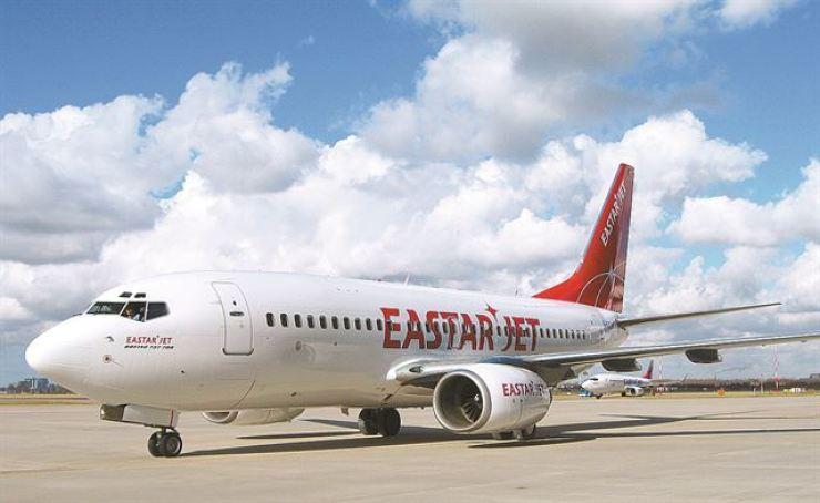 An Eastar Jet aircraft / Courtesy of Eastar Jet